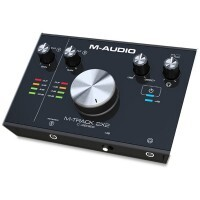 M-AUDIO MTRACK2X2M | Interfaz Usb
