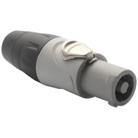 Amphenol HP-3-FG | Conector Powercon Out Gris