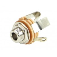 Switchcraft S12B |Conector Jack Stereo Doble Instrumento.